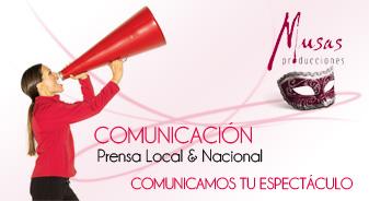 Comunicación Musas Producciones