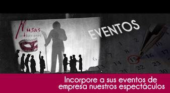 Eventos de Empresa - Musas Producciones