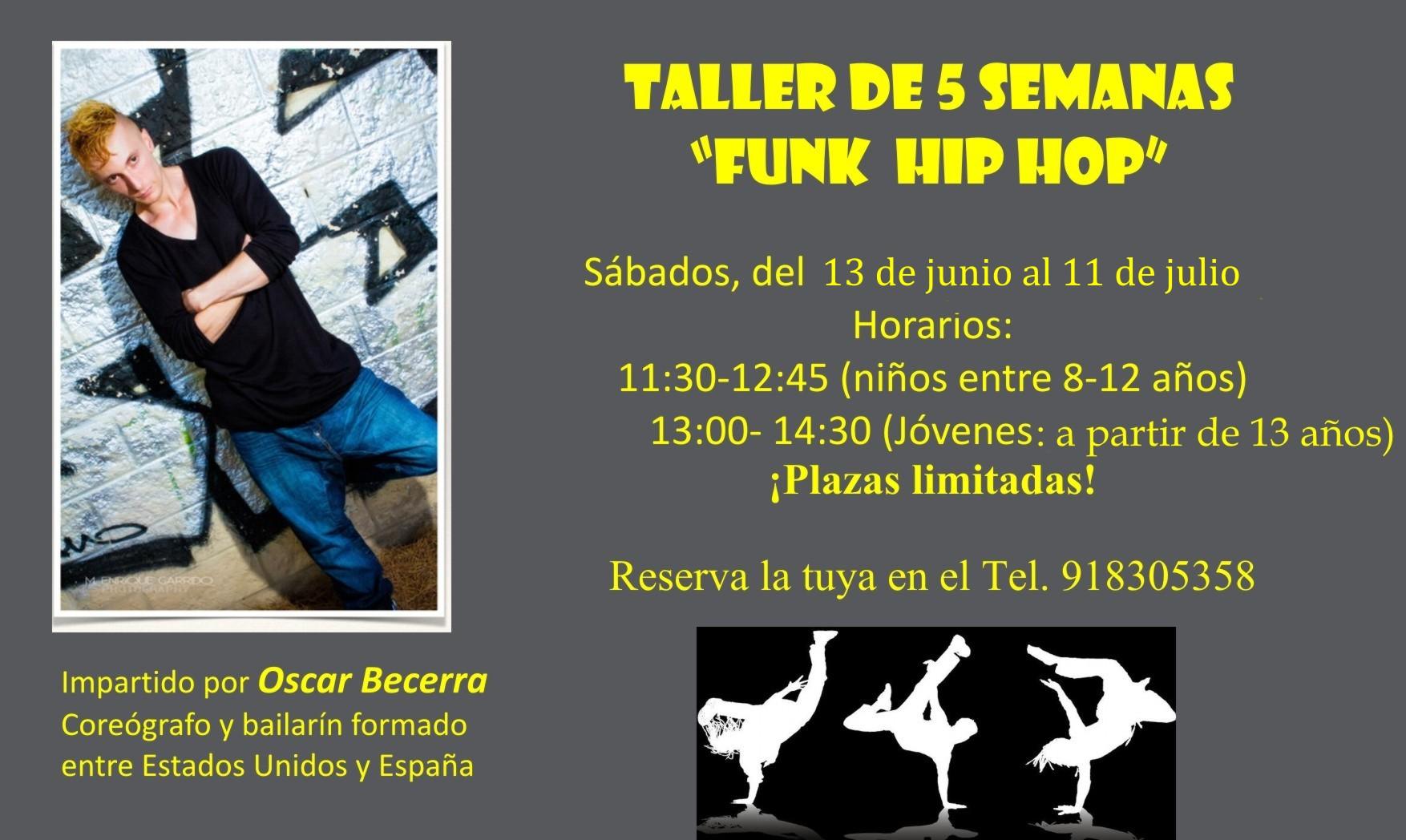 Taller Hip hop