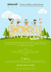 cartel campamento musas-01 (2)