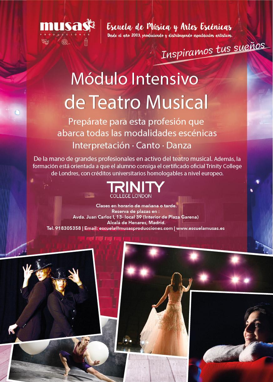 MÓDULO TEATRO MUSICAL