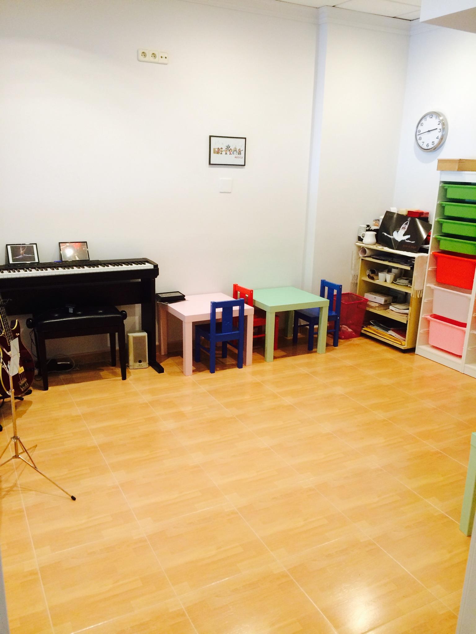 aula de música